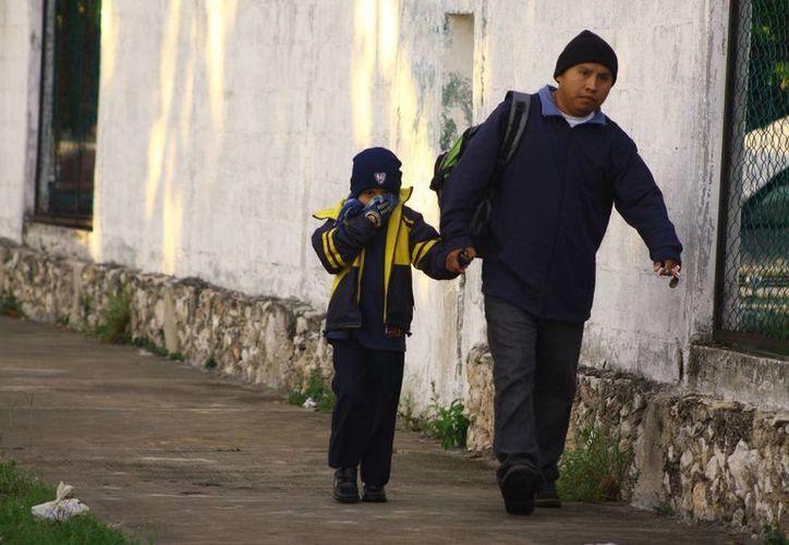 De acuerdo con Procivy, faltan todavía 36 frentes fríos por afectar la Península, por lo que pidió a los yucatecos estar preparados. (SIPSE)