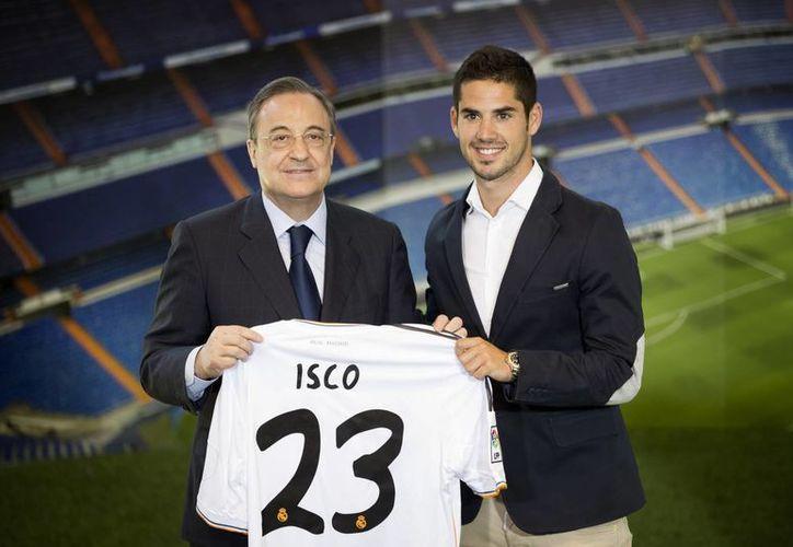 Isco guió a España al título sub-21 este verano. (Agencias)