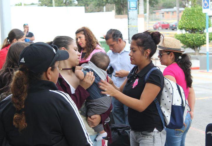 Quintana Roo lidera en la península, pues Yucatán y Campeche, registraron su primer caso oficial de niños con la enfermedad. (Joel Zamora/SIPSE)