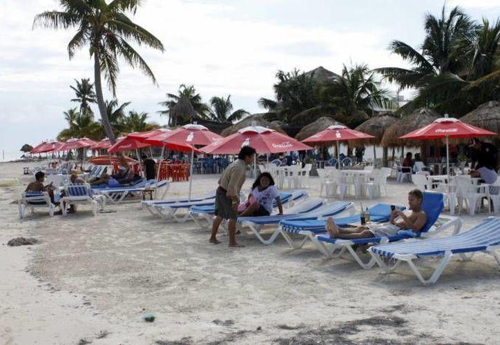 Familias chetumaleñas disfrutan de la última semana de vacaciones. Se espera que el operativo finalice sin repunte de robos. (Redacción/SIPSE)