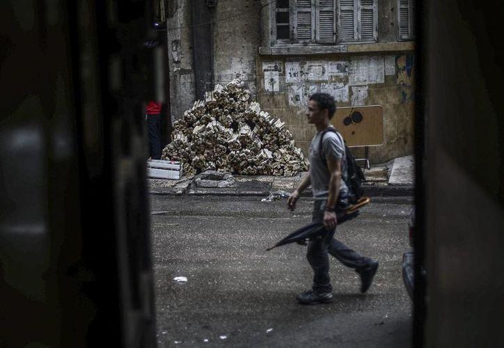 En Siria, más de 300 personas han muerto por la violencia del Estado Islámico. (EFE/Archivo)