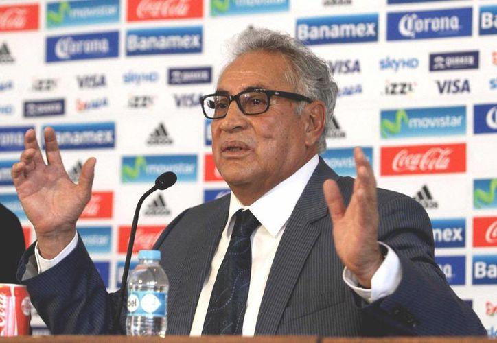 Leonardo Cuéllar fue director técnico de las selecciones femeniles desde 1998. (Notimex)