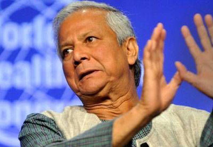 En el nuevo proyecto para combatir la pobreza en México está involucrado Muhammad Yunus, premio Nobel de la Paz en 2006. (guardian.co.uk)