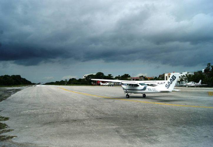 El proyecto del aeródromo puede ser consultado en la página de la Semarnat con el número 23QR2014V0012.  (Daniel Pacheco/SIPSE)