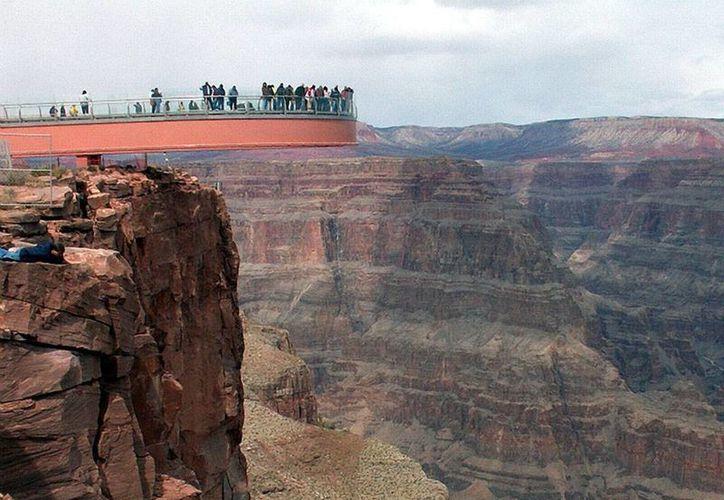 Un total de 685 personas habían fallecido por accidentes de caídas y otros en el Gran Cañón en los últimos 100 años. (Internet)