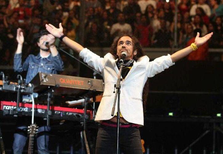 Café Tacvba cantará en vivo el álbum 'avalancha de éxitos', como parte del 20 aniversario de la reconocida producción. (Notimex)