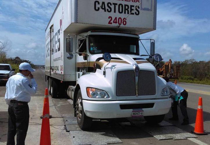 La SCT iniciará un operativo de seguridad en carreteras y costas desde este martes 22 de diciembre hasta el 6 de enero. (Foto  cortesía del Gobierno de Yucatán)