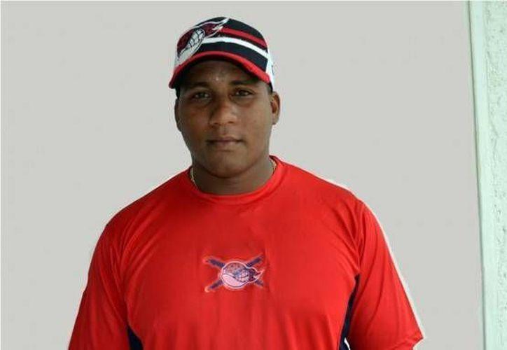 Despaigne, de 27 años, jugó 33 partidos con Piratas de Campeche en 2013. (cubadebate.cu)