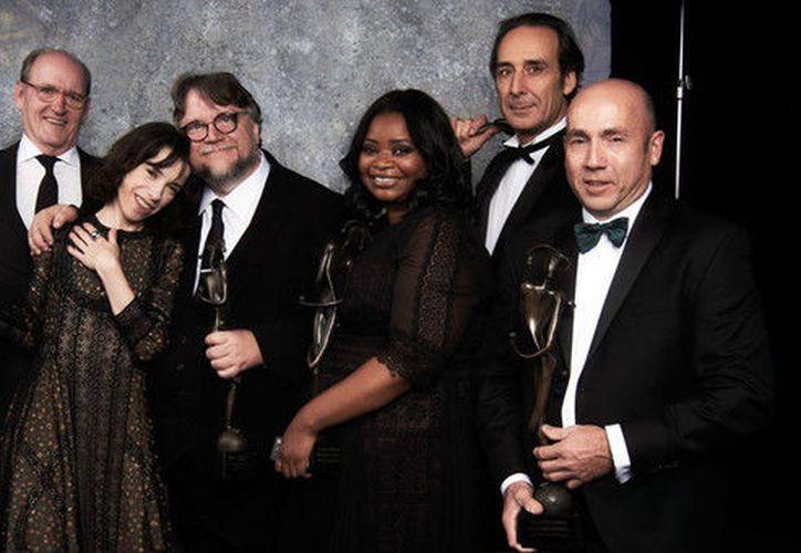 Guillermo Del Toro suma un premio más a la lista, se trata del galardón del Sindicato de Productores de Estados Unidos, por 'The Shape of Water'. (Contexto/Internet)