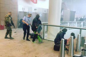 Ataque terroristas en Bruselas dejan decenas de muertos