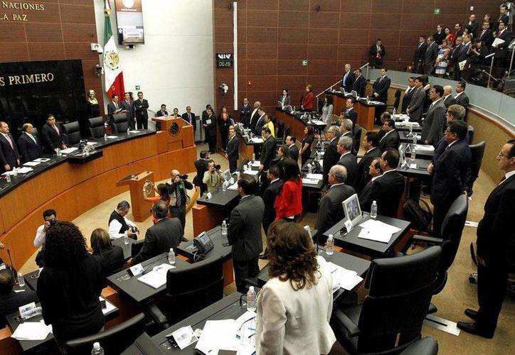 La promesa de austeridad en el Senado ha sido recurrente en la 62 y la 63 Legislaturas. (Archivo/Notimex)