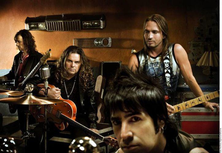 Maná es una banda musical que ha ganado varios premios Grammy. (tanakamusic.com)