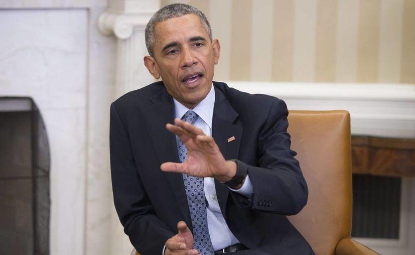 El presidente Barack Obama pidió al Congreso estadounidense recursos para combatir al virus del zika. (Archivo/EFE)