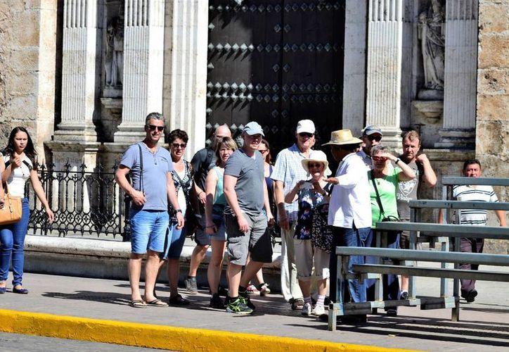 Autoridades destinarán este año 100 millones de pesos en promoción turística de Yucatán. (Daniel Sandoval/SIPSE)