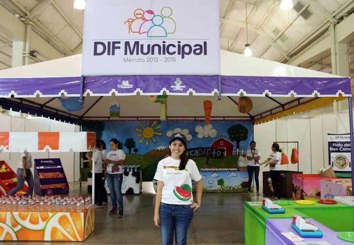 El MercaDIFto es un programa de educación nutricional destinado a los niños. (Cortesía)
