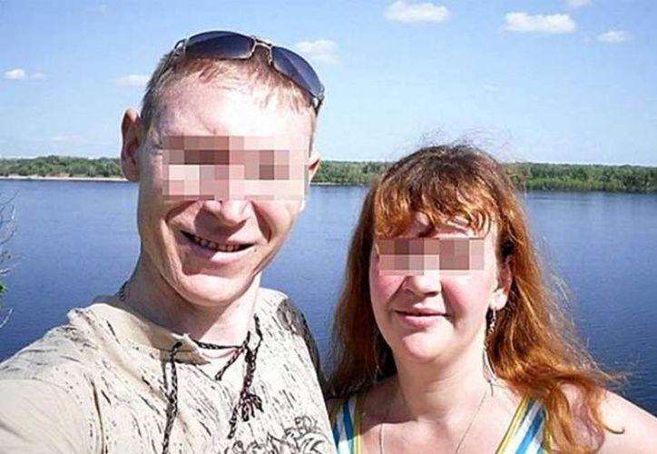 'Mejor nosotros que un maniaco' argumentó la madre. (Foto: Daily Mail Ucrania).