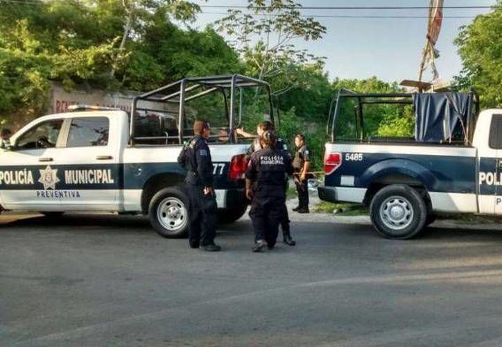 En agosto del 2015, un taxista apareció ejecutado cerca de la avenida Huayacán. (Redacción/SIPSE)