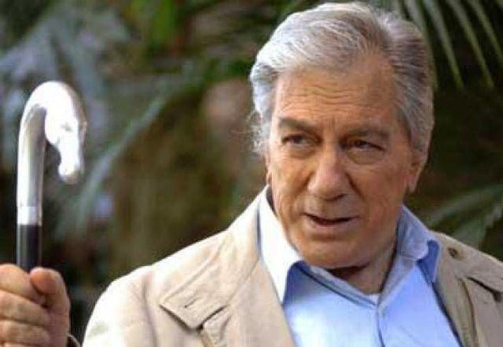 Joaquín Cordero trabajó en cine y televisión durante más de 50 años. (Milenio/Archivo)