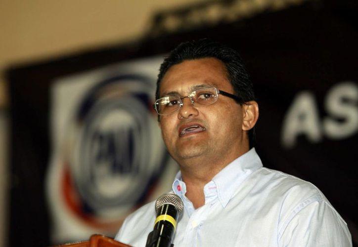 Quien resulte electo sustituirá en el cargo a Gerardo Bolio de Ocampo, quien ayer manifestó que se apuntará para participar en las elecciones de 2018, aunque no precisó a qué cargo aspira. (Milenio Novedades)