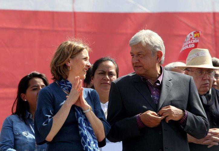 López Obrador visitará este 1 de septiembre el estado de Yucatán como parte de una gira nacional. (Archivo/Notimex)