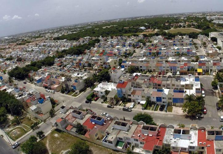El 91% de las acciones fue para la compra de casa nueva. (Israel Leal/SIPSE)