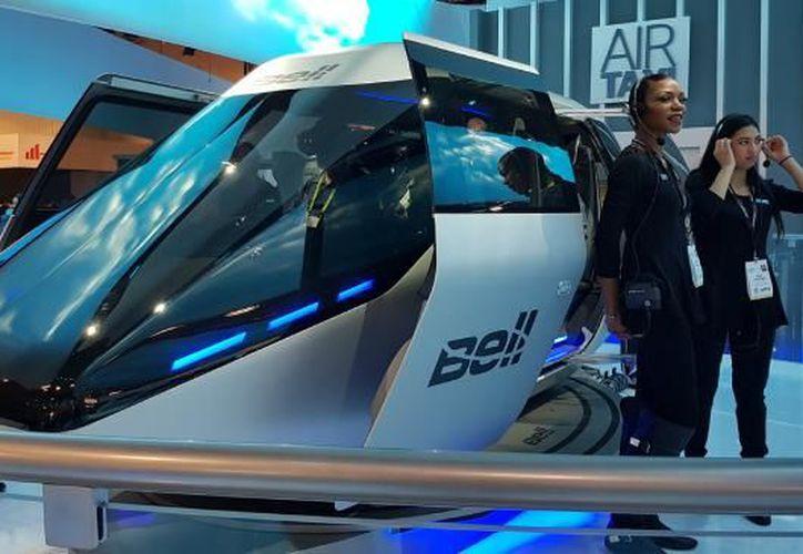 Bell Helicopter ahora trabaja en el desarrollo de un sistema de vuelo más eficiente. (Foto: Contexto/Internet)