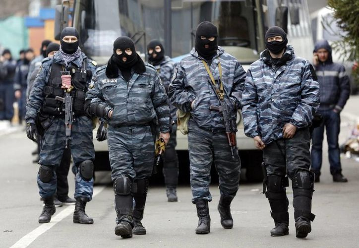 Las autoridades rusas iniciaron una operación para detener a grupos armados ilegales provenientes de la región Cáucaso Norte. (ibtimes.co.uk)