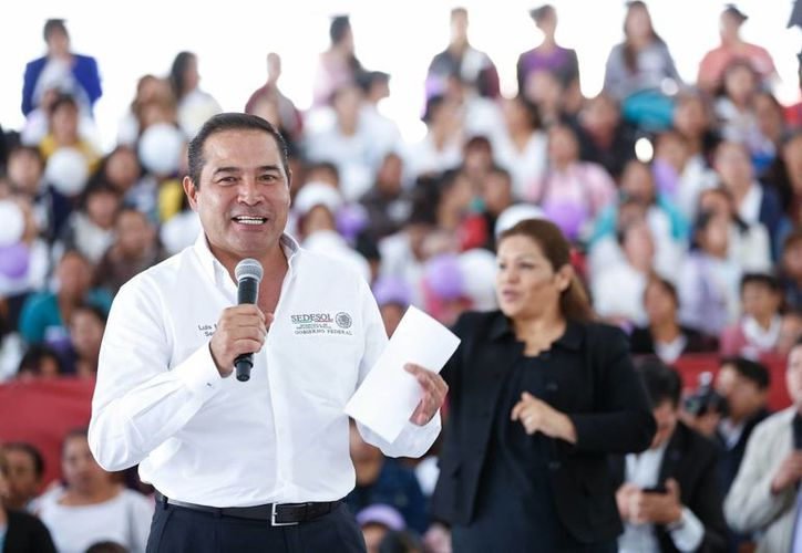 El titular de Sedesol, Luis Enrique Miranda, dijo que se tomarán medidas cautelares para evitar más malos manejos en los programas de la dependencia. (Archivo/Notimex)
