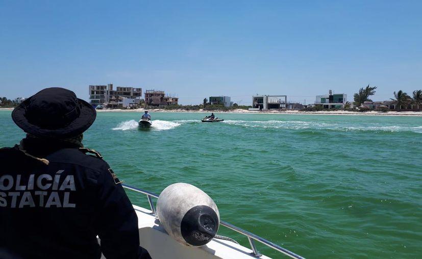 La SSP exhorta a los propietarios de lanchas a que sus embarcaciones estén en tierra o resguardadas en las marinas. (Novedades Yucatán)