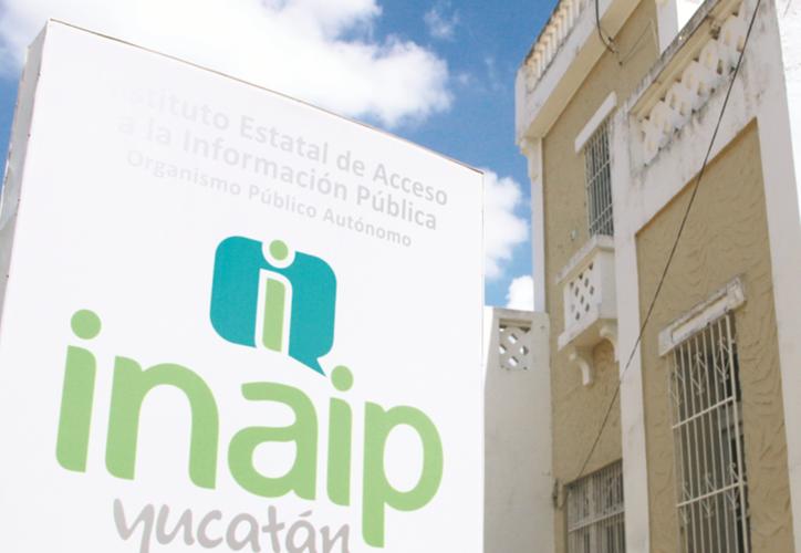 El Instituto Estatal de Transparencia, Acceso a la Información Pública y Protección de Datos Personales (Inaip) señaló que están en peligro de sanción 45 municipios que no publicaron nada en su página. (Novedades Yucatán)