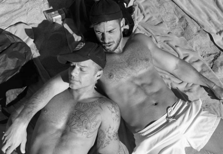 Ricky Martin y Jwan Yosef se encuentran disfrutando de unas románticas vacaciones en Malibú. (Instagram).