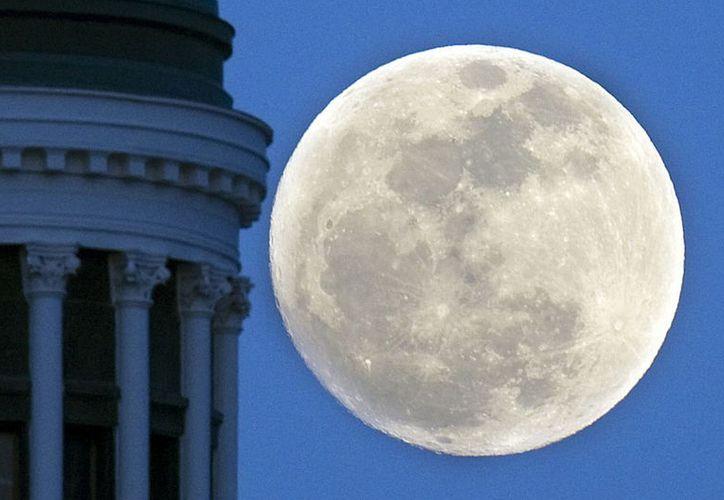 Las superlunas de Enero serán las últimas en una serie de eventos astronómicos. (Vanguardia)