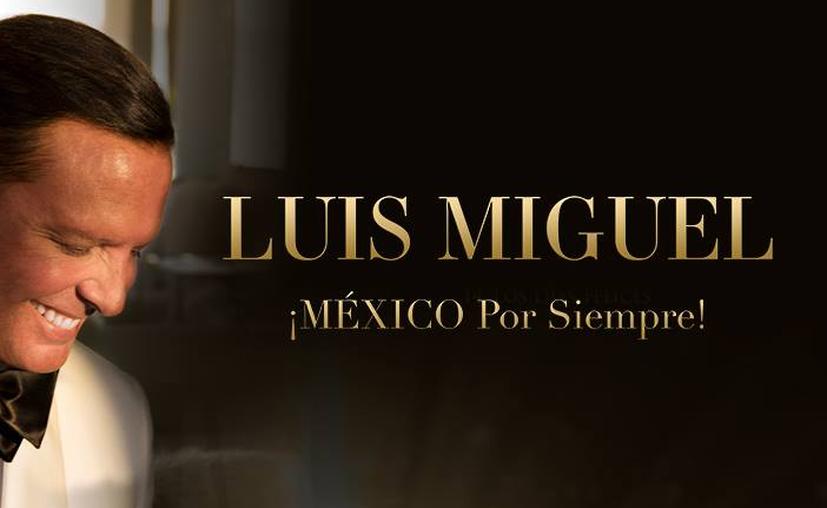 """Luis Miguel venció en la categoría de """"Mejor Álbum Regional de Música Mexicana (incluida la tejana)"""". (Internet)"""