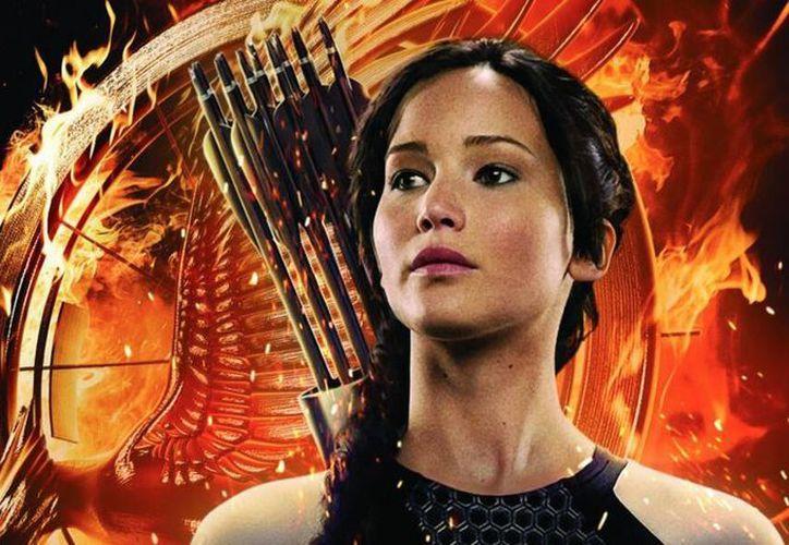 La actriz Jennifer Lawrence actualmente promociona la cinta 'Los juegos del hambre: Sinsajo – Parte 2'. (Agencias)