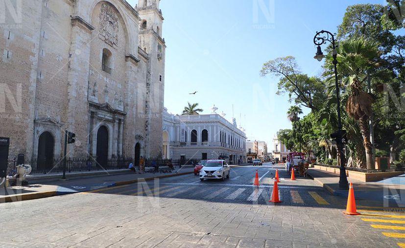 Las afectaciones a todos los sectores económicos son evidentes. (Adán Kent/Novedades Yucatán)