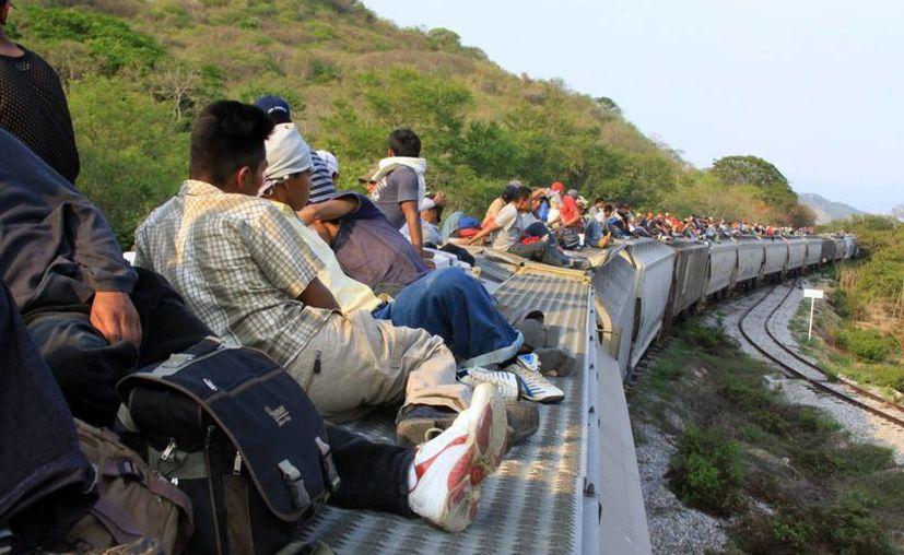 Según el INM, durante los años 2014, 2015 y 2016, fueron expulsados de territorio nacional 436 mil 347 indocumentados. Imagen de contexto. (José Alberto Donis Rodríguez/CIP Americas)