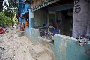 'Matthew' se hace sentir con fuerza en el Caribe