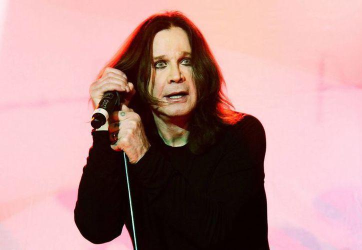 Ozzy Osbourne, exintegrante de Black Sabbath, regresa a México una vez más. (eldinamo.cl)