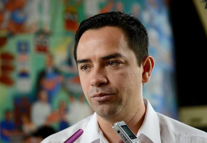 El diputado y presidente de la Gran Comisión del Congreso del Estado, José Luis Toledo Medina. (Cortesía/SIPSE)
