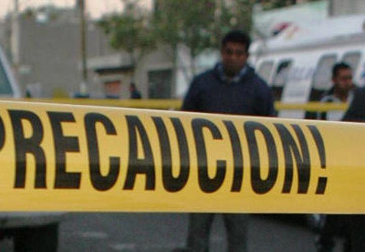 Las víctimas calcinadas eran jóvenes pro activos del PRI que desaparecieron después de acudir al evento priista 'Abrigatón', en Guerrero, Chihuahua. (Archivo/Agencias)
