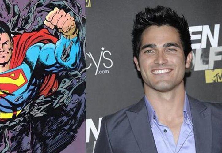 Superman aparecerá en la serie 'Supergirl' interpretado por Tyler Hoechlin. (Imágenes: DC comics/ AP)