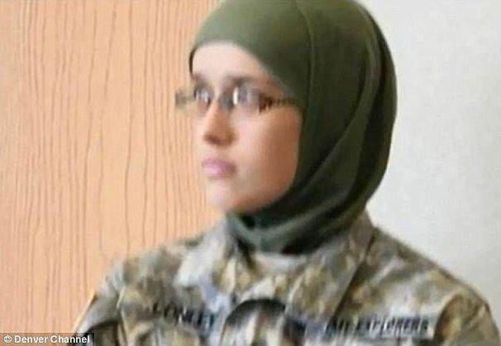 Shannon Conley fue arrestada en abril cuando trataba de abordar un avión en el aeropuerto internacional de Denver que la llevaría a Siria. (dailymail.co.uk)