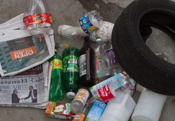 Ante el alto costo del desperdicio de residuos en Yucatán, este  fin de semana se realizará la Primera Expo Foro Ambiental. (Foto de contexto de Notimex)