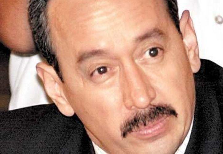 Noé Ramírez fue acusado de vender información de la Presidencia. (Archivo/Milenio)