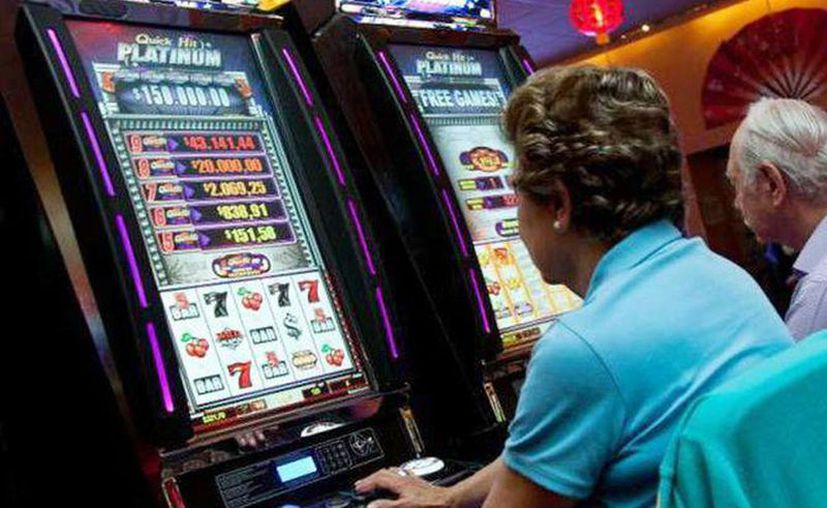 Los casinos cerrarán temporalmente a partir de las primeras horas de este miércoles 18 de marzo. (Archivo/Sipse)