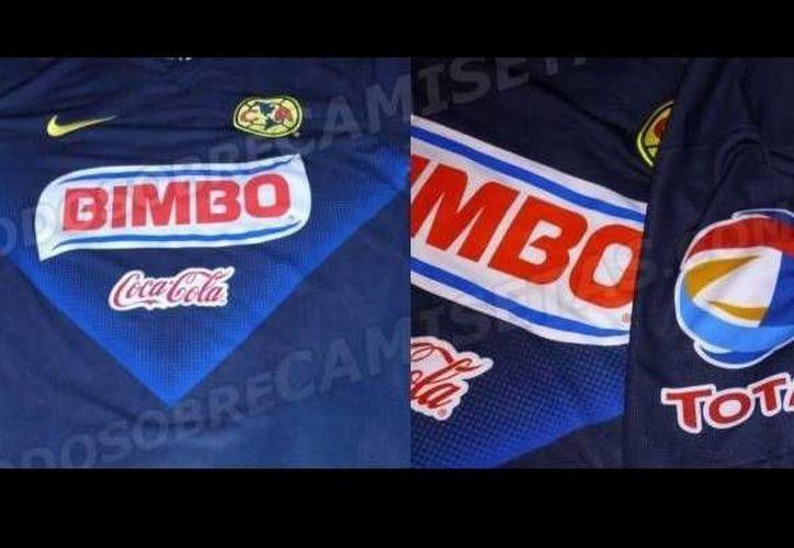 La posoble camiseta de visita del cuadro de Coapa fue filtrada por el sitio todosobrecamisetas.com. (@EleteTSC)
