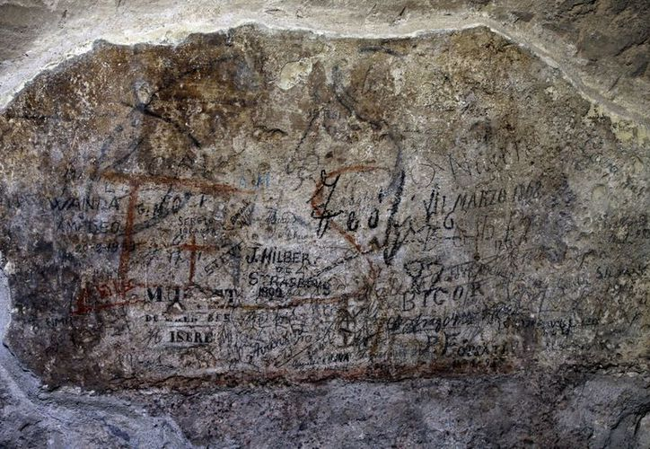 El monumento continúa guardando testimonios de la antigua Roma. (Agencias)