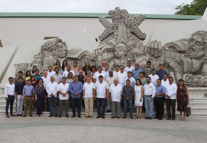 Se hizo hincapié en el compromiso de la arquitectura ante los desastres naturales que se han vivido en el país. (Joel Zamora/SIPSE)