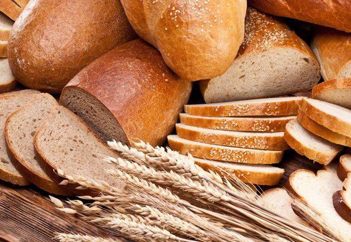 El pan es parte del grupo de los cereales y tubérculos. (Infobae).