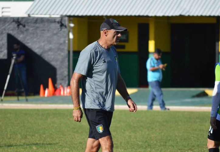 'Chelís' fue ratificado con Venados y por ahora prepara al equipo con una intensa pretemporada. (SIPSE)